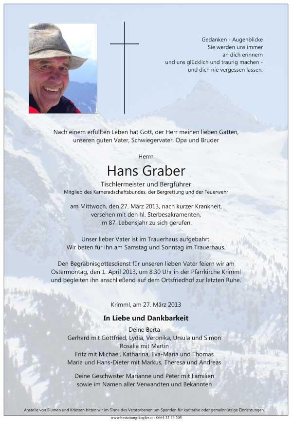 Graber-Hans-parte